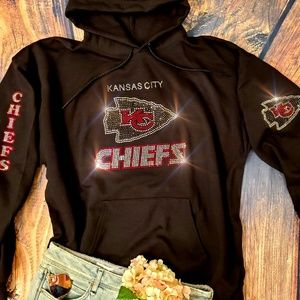 New Kansas City Chiefs Hoodie Sweatshirt all sizes